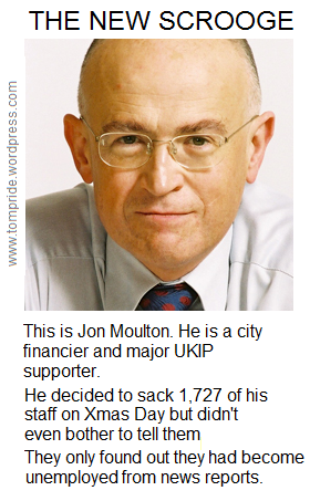 moulton the new scrooge
