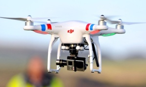 CAA Drone operatator guidelines, Dorset, Britain - 02 Jan 2015