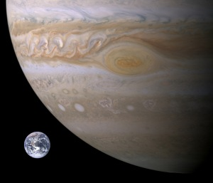 jupiter-earth-comparison