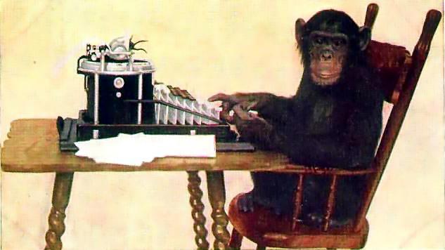 Monkey-typing1